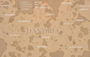 Landkarte by Tanuihael