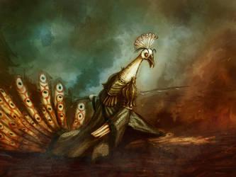 Lord Shen by Dandzialf