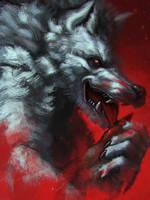 Werewolf 2 by Dandzialf