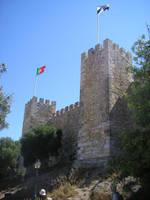 Photo- Lisbon Castle by Leo-McCarthy