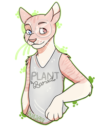 plant_based by cute-Ieopard