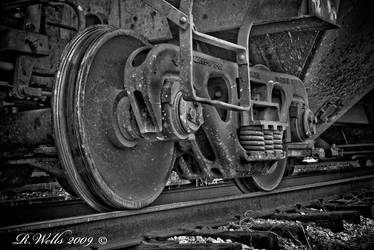 Steel Wheels by Ray4359