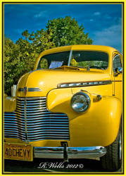 40 Chevy by Ray4359