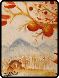 Harvest Home - ATC by The-Golem-Armada