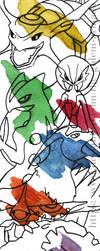 Nick's Pokemon Team by The-Golem-Armada
