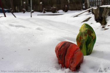 A New Fallen Snow by The-Golem-Armada