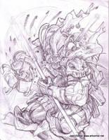 Meta-Sabian Nemesis by Jesther101
