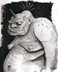 Troll by Nik-Duran-G