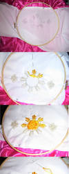 Making a hanbok by kimyoonmi