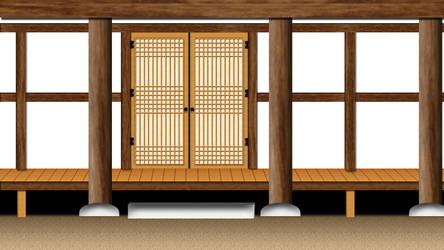 Hanok by kimyoonmi