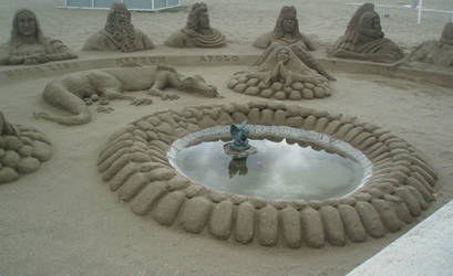 Amazing things made of sand 4 by Magrat90