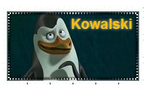 Kowalski stamp by Lirona-chan