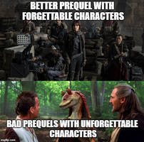 Star Wars Prequel Logic by JMK-Prime