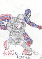 Captain America: Fuck Yeah by JMK-Prime