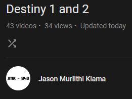 Destiny by JMK-Prime