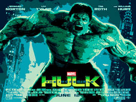 August Avengers #2.0 - The Incredible Hulk (2008) by JMK-Prime