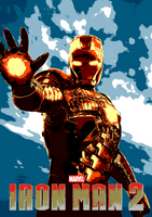 August Avengers #3.0 - Iron Man 2 (2010) by JMK-Prime
