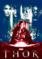 August Avengers #4.1 - Thor (2011) by JMK-Prime