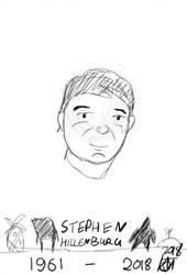 Rest in Peace Stephen Hillenburg by JMK-Prime