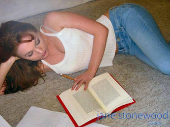 Jane Stonewood - Homework 04 by Dreamerforever2004