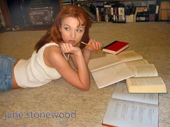 Jane Stonewood - Homework 05 by Dreamerforever2004