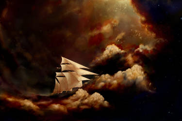 ship from my dream by meffer-design