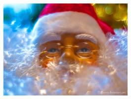 Santa 2 by Liuanta