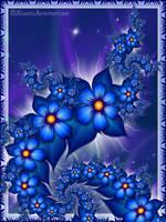Flowers for Martha by Liuanta