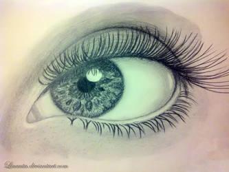 The Eye by Liuanta