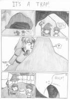 A Cordelia Comic by TheKenzai1987