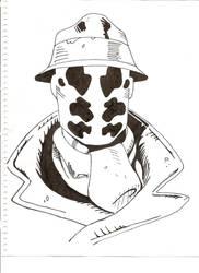 Rorschach: Watchmen by kas-ha