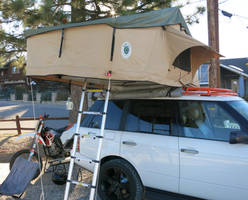 Car Top Tent by Outdoorfriend