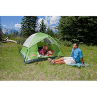 Coleman 4 Person Tent by Outdoorfriend