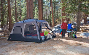 Coleman Instant Tent 8 by Outdoorfriend