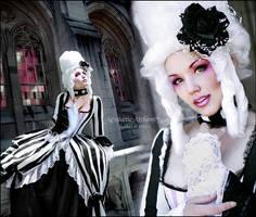 Vicious Doll by silvergrey