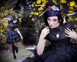 L'apres-midi d'une Faune by silvergrey