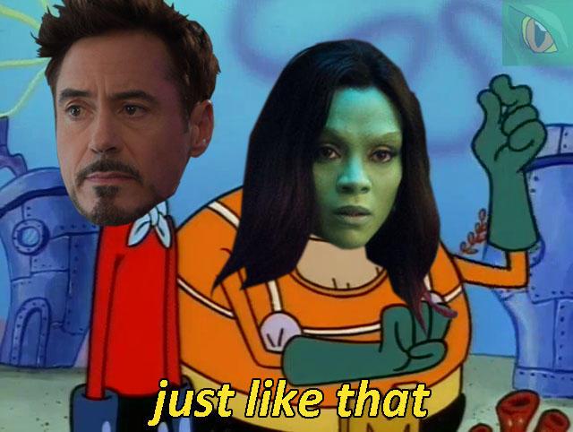Avenger Infinity War Trailer in a Nutshell by Metrosaurus
