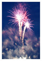 Fireworks by photog-road