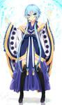 Commission to Zereshi: Katana Katsu by hyuugalanna