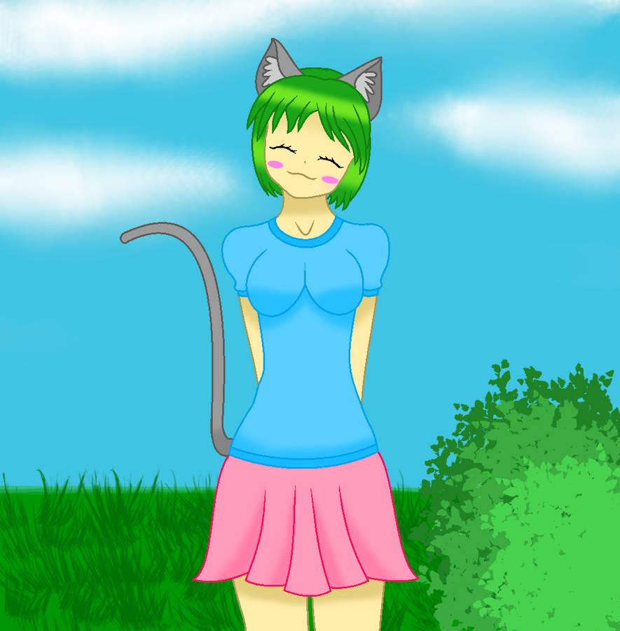 Raku-chan by idontevencareyet