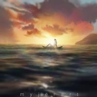 Sunset by myjerart