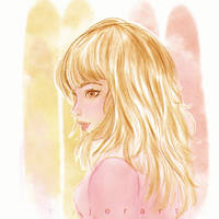 Pastel Girl by myjerart