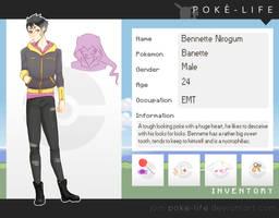 [PL] Bennette by Ewikawa