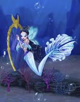Winx Mermaid Calixte by PrettieAngel