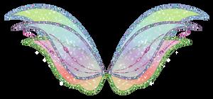 Tecna's Harmonix Wings by PrettieAngel