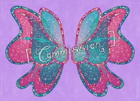 Dottiana's Harmonix Wings by PrettieAngel