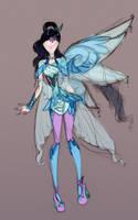 Calixte 'Calix' Bloomix Concept by PrettieAngel