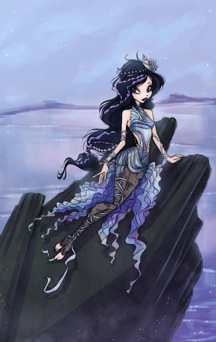 Siren by PrettieAngel
