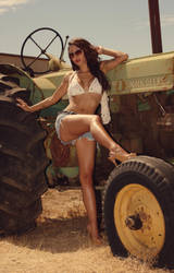 Tractor Vogue by Moisl