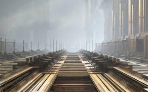 Apollonian haze by Vidom